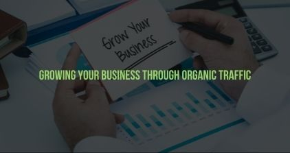 Growing Your Business Through Organic Traffic