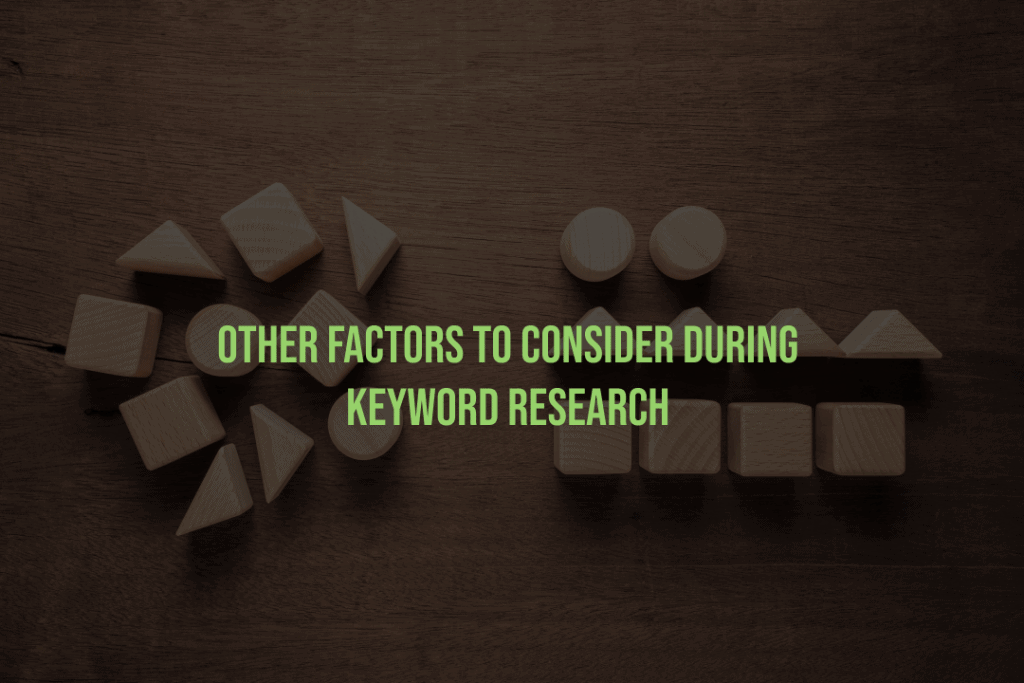 Importance of Keyword Research
